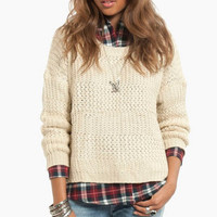 Jessica Knit Sweater $42