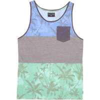 Billabong La Palma Tank Top - Men's Blue,