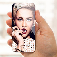 Miley Cyrus For iPhone 4/4s/5/5s/5C case,Samsung Galaxy S3/S4 case.