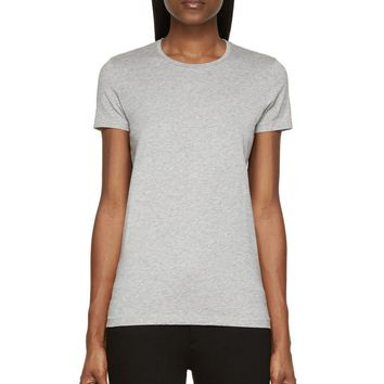 Acne Studios Grey Bliss T-shirt