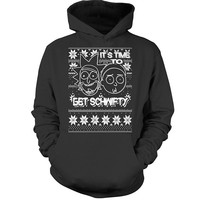 Rick And Morty - It's time to get schwifty - Unisex Hoodie T Shirt - SSID2016