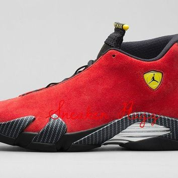 Air Jordan 14 'Ferrari' Men's Basketball Shoes