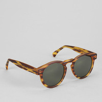 KOMONO Clement Round Safari Sunglasses - Urban Outfitters