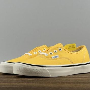 Vans Anaheim Factory Canvas Old Skool Flats Shoes Sneakers Sport Shoes