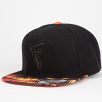 Famous Stars & Straps Sunny Lux Boh Mens Snapback Hat Black Combo One Size For Men 25167714901