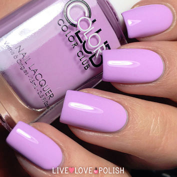 Color Club Diggin' The Dancing Queen Nail Polish (Poptastic Pastel Neon Collection)