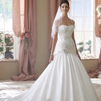 David Tutera 114288 Ethel Wedding Dress