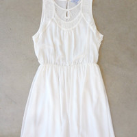 Autumn Ivory Party Dress [7514] - $42.00 : Feminine, Bohemian, & Vintage Inspired Clothing at Affordable Prices, deloom