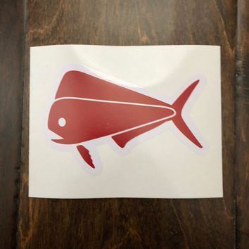 Southern Lure - Decal - Red