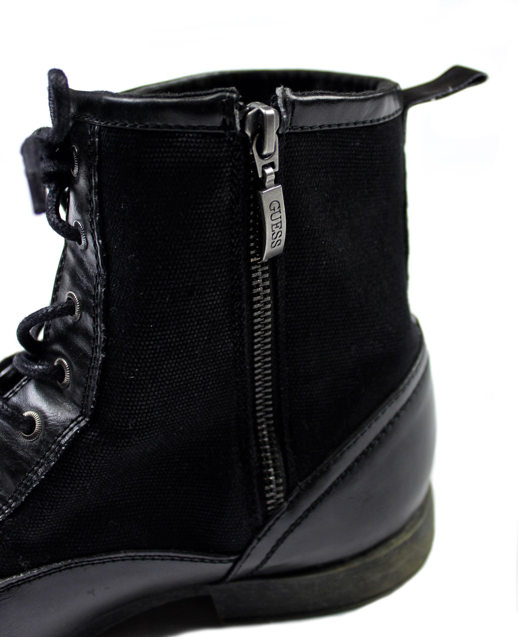 Guess Mgcalen Military Style Boots In From Vintage Mens Goods