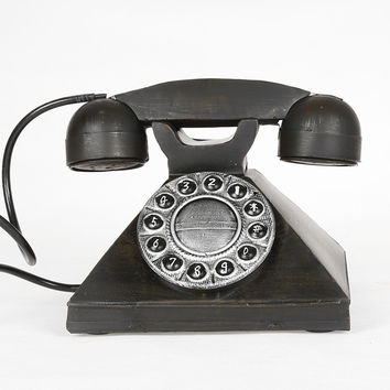 Vintage Weathered Decoration Phone [6542380931]
