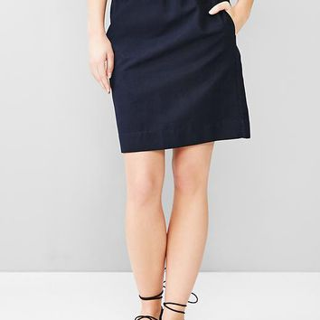 Gap Women Pull On Skirt