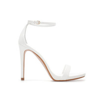 ANKLE STRAP SANDALS - Shoes - Woman - ZARA United States