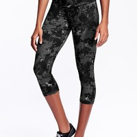 Old Navy Womens High Rise Compression