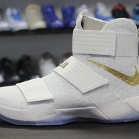 HCXX Nike LeBron Soldier 10 Champ Pack Game 6