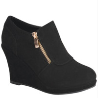 Rita Wedge - Black