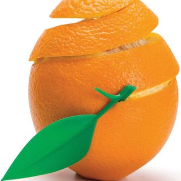 Peel Appeal Orange Leaf Peeler