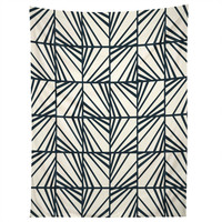 Heather Dutton Facets Optic Tapestry