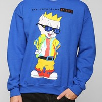 Notorious Pig Pullover Sweatshirt - Urban Outfitters
