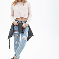 Cropped Sweater | Forever 21 - 2000119700