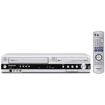 PANASONIC DMR-ES35V MULTISYSTEM CODE FREE DVD RECORDER / VCR COMBO RECORD AND PLAY IN PAL & NTSC-WORLDWIDE USE