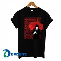 Umbrella Guy Mayday Parade T-shirt men, women adult unisex