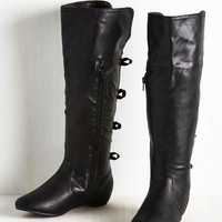 Minimal My Glide and Joy Boot in Black