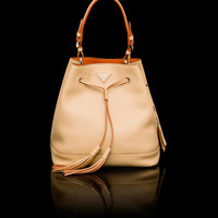 Prada E-Store · Woman · Handbags · Bucket Bag BR5069_2AIX_F0L7A