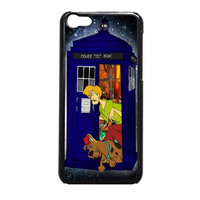 Tardis Doctor Who Quotes Trust Me Im Doctor Galaxy iPhone 5c Case