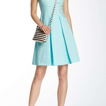 Kate Spade New York Stitched Waist Dress
