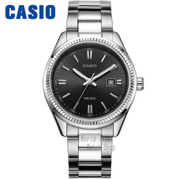 Casio watch quartz pointer steel waterproof ladies watch LTP-1302D-1A1 LTP-1302D-1A2 LTP-1302D-7A2