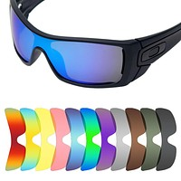 MRY POLARIZED Replacement Lenses for Oakley Batwolf Sunglasses - Multiple Options