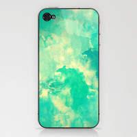 Underwater - iPhone & iPod Skin by Galaxy Eyes | Society6