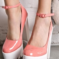 Daydreamy Platform Heels
