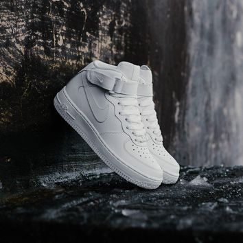 KUYOU Nike Air Force 1 Mid GS 314195-113