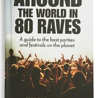 'Around the World in 80 Raves' Book | Nordstrom
