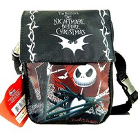 Disney Jack Skellington Belt Bag and Messenger Small Bag