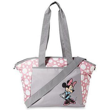 Disney Minnie Mouse 4 Piece Diaper Bag Set