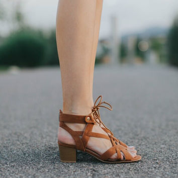 Kelley Criss Cross Sandal