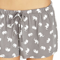 Irrelephant Elephant PJ Set