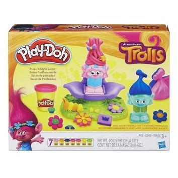 Play-Doh - Trolls Press 'n Style Salon