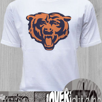 staley chicago bears TShirt Tee Shirts Black and White For Men and Women Unisex Size