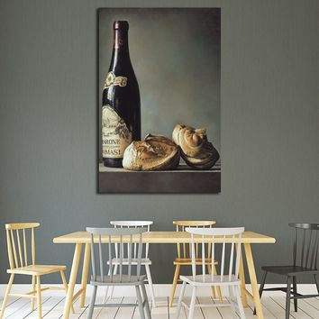 Gianluca Corona, Bread and wine №3413