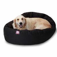 Majestic Pet Bagel Donut Dog Bed