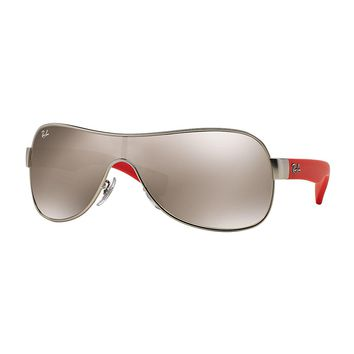 Mirror Shield Sunglasses - Ray-Ban