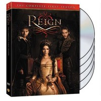 Reign: The Complete First Season (DVD) | WBshop.com | Warner Bros.