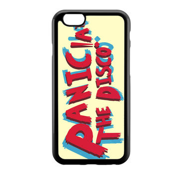 Panic At The Disco Banner iPhone 6 Case