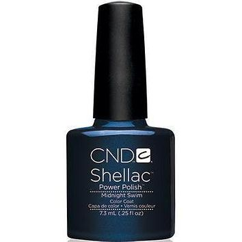 CND - Shellac Midnight Swim (0.25 oz)