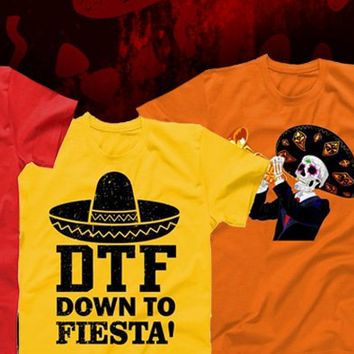 Cinco De Mayo T-Shirts For Sale Here