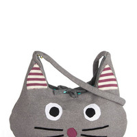 A Purse to Purr About Bag | Mod Retro Vintage Bags | ModCloth.com